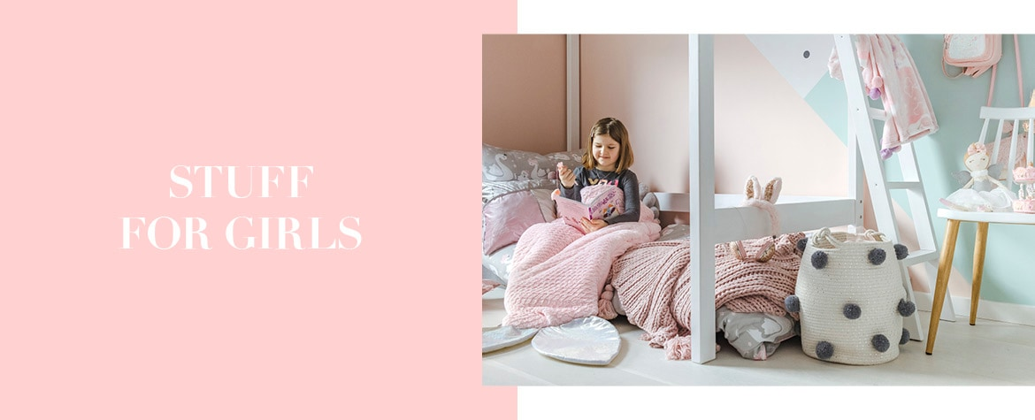 STUFF FOR GIRLS   home&you