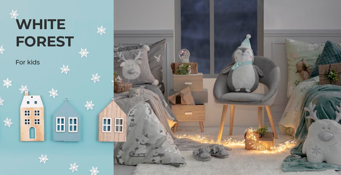 WHITE FOREST for kids z home&you