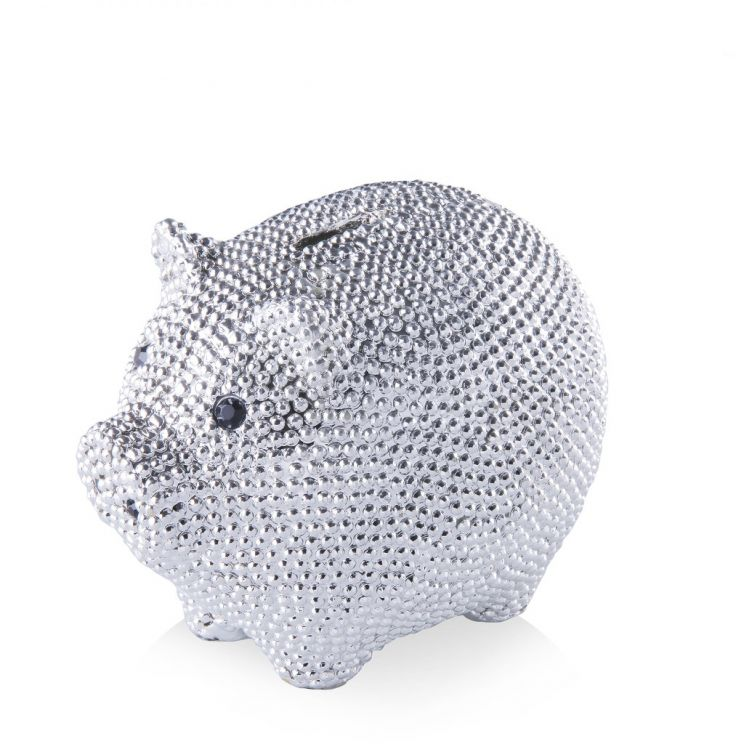Skarbonka Diamonds Pig