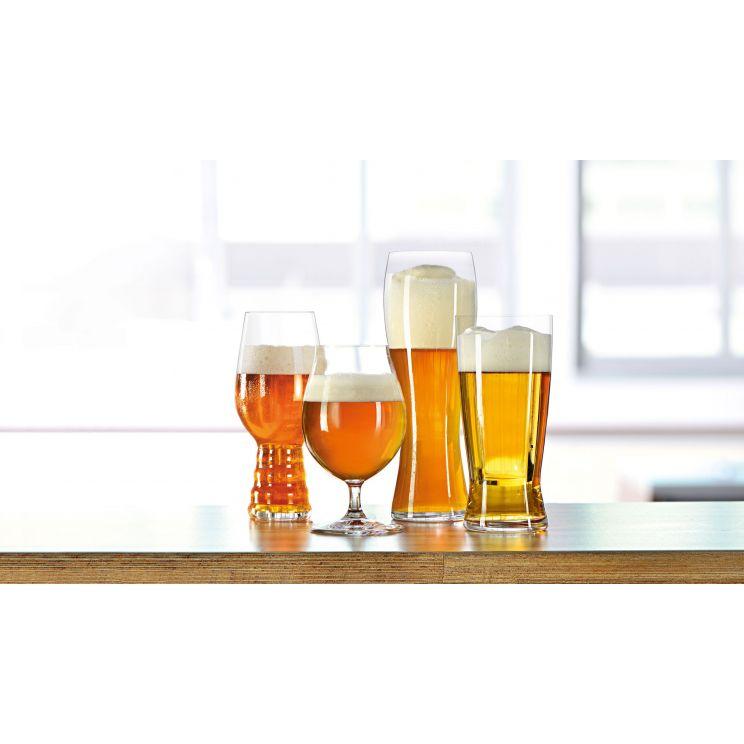 Komplet 4 Szklanek Do Piwa Beer Tasting