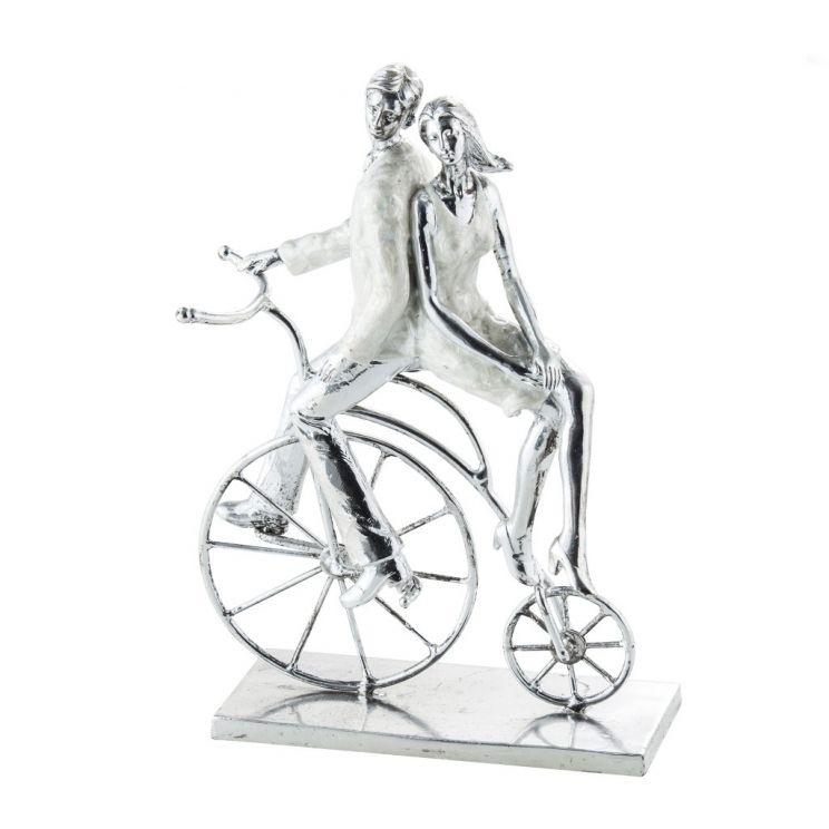 Figurka Bicyclecouple