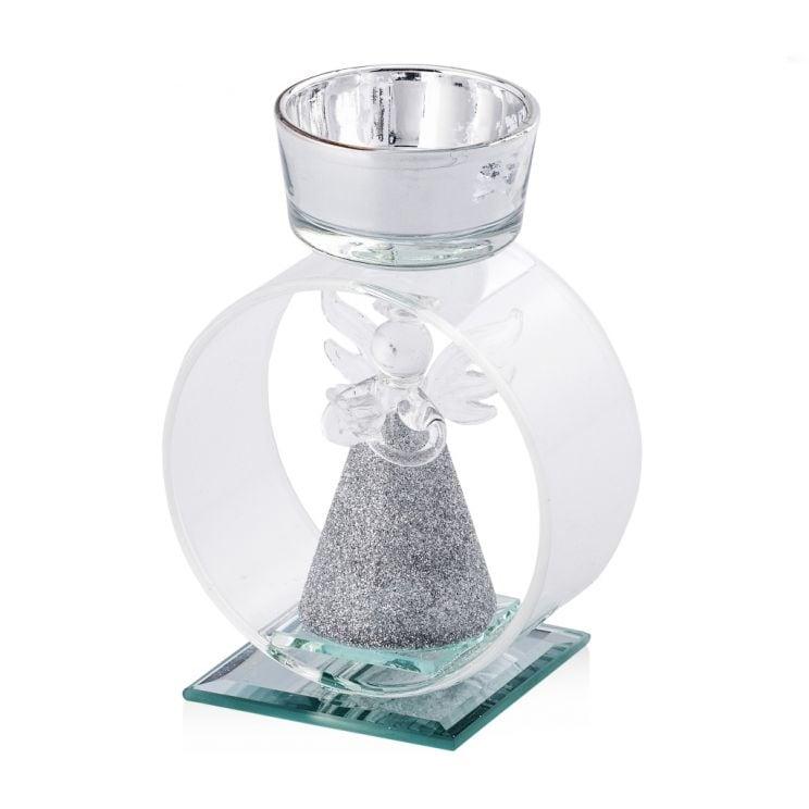 Świecznik Glassangel