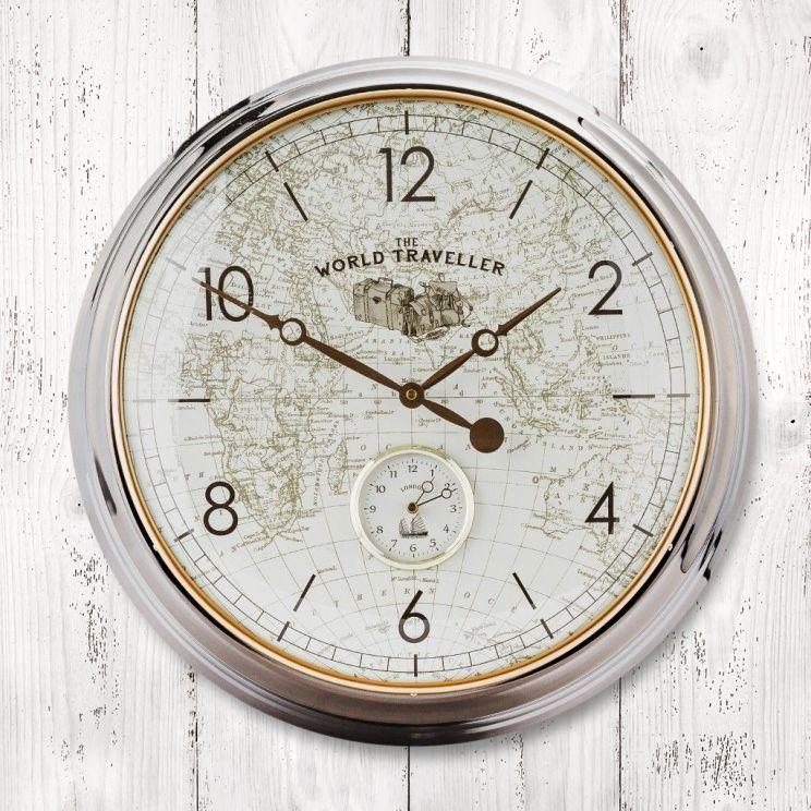 Zegar Ścienny Voyager
