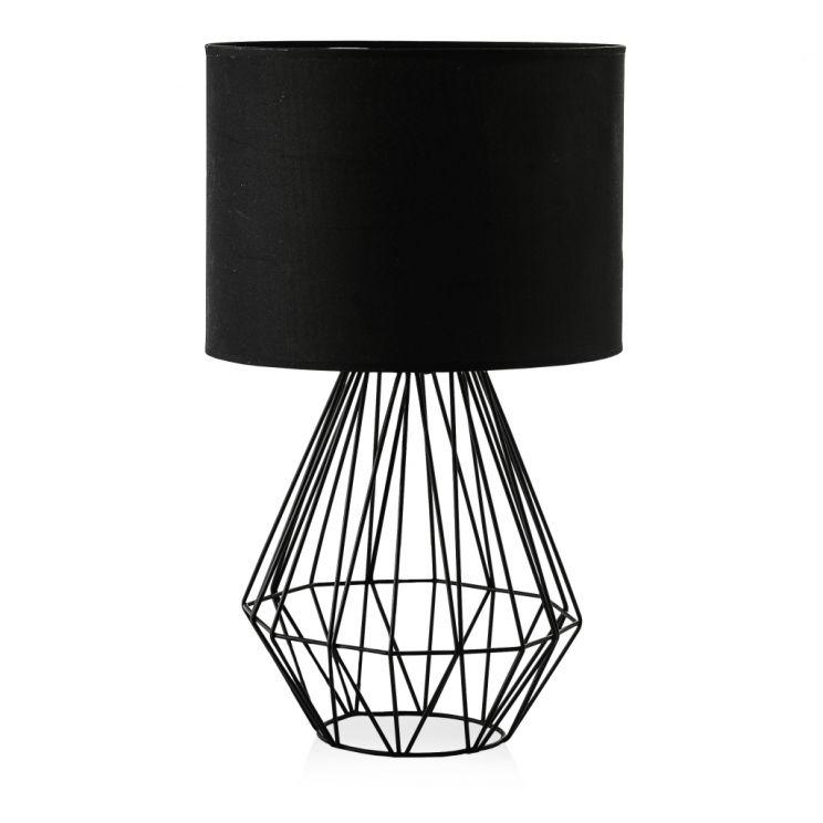 Lampa Stołowa Simple Wire