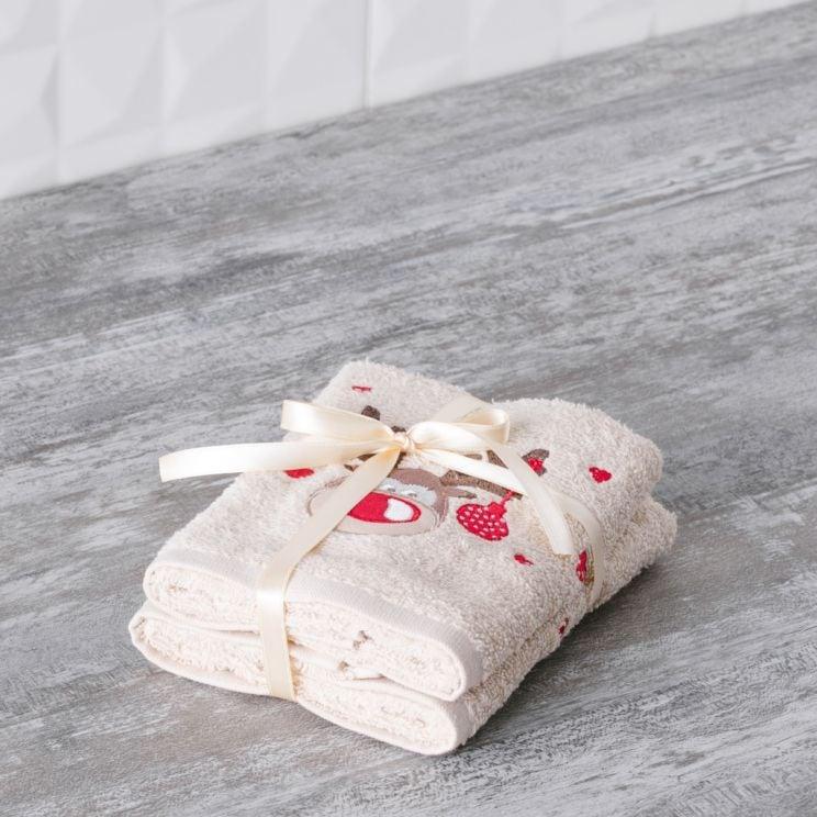Komplet Ręczników Reinderly