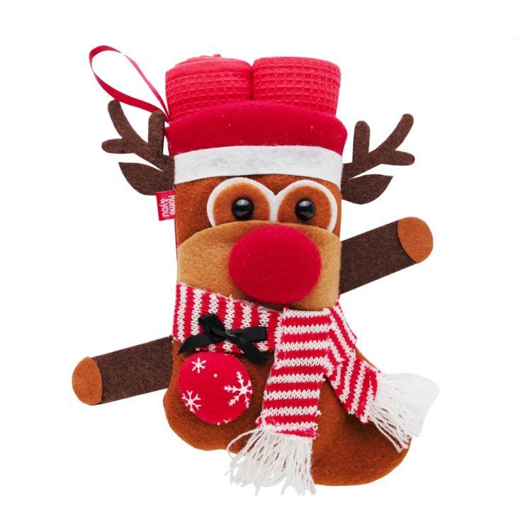 Komplet Ścierek Reinderly Sock