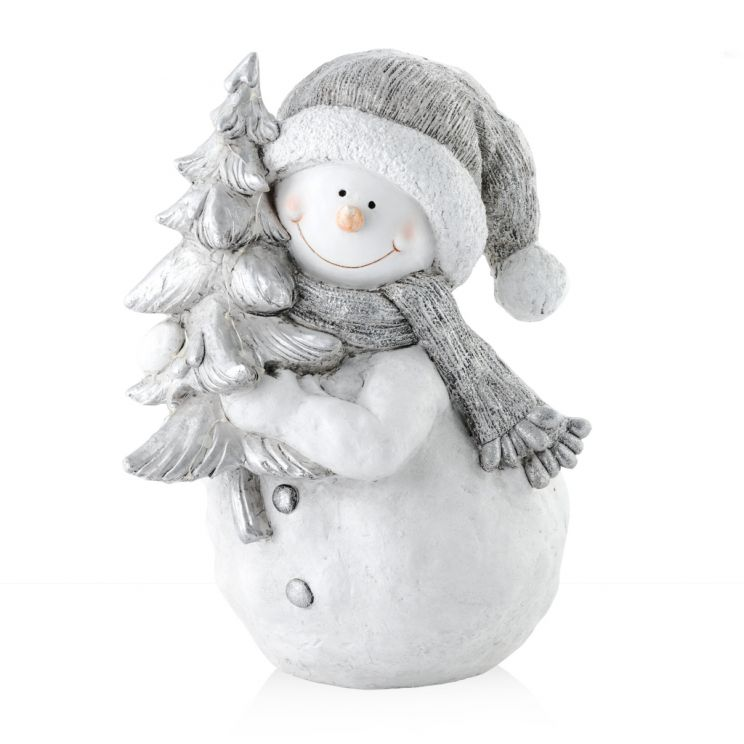 Figurka Świecąca Snowmenno