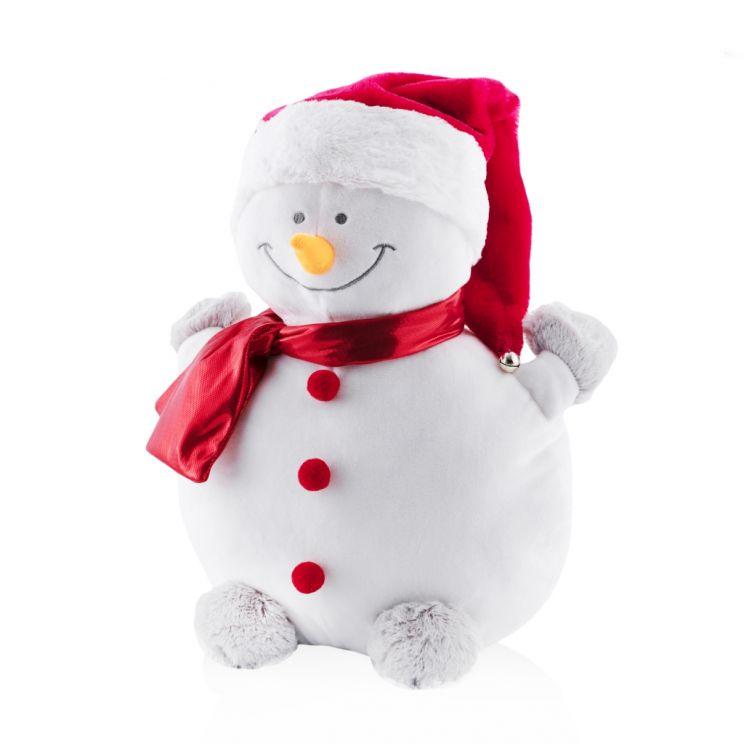 Poduszka Snowman