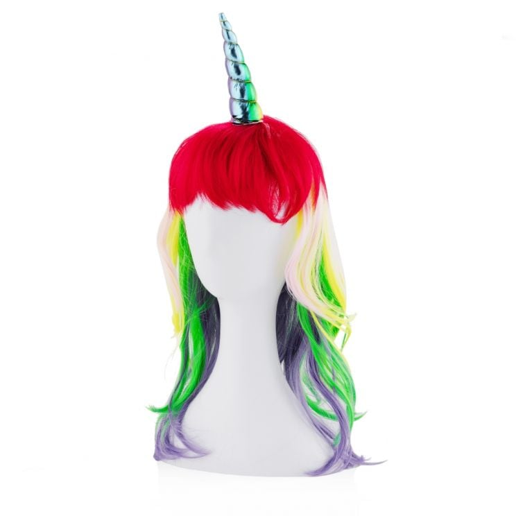 Peruka Unicorn Hair