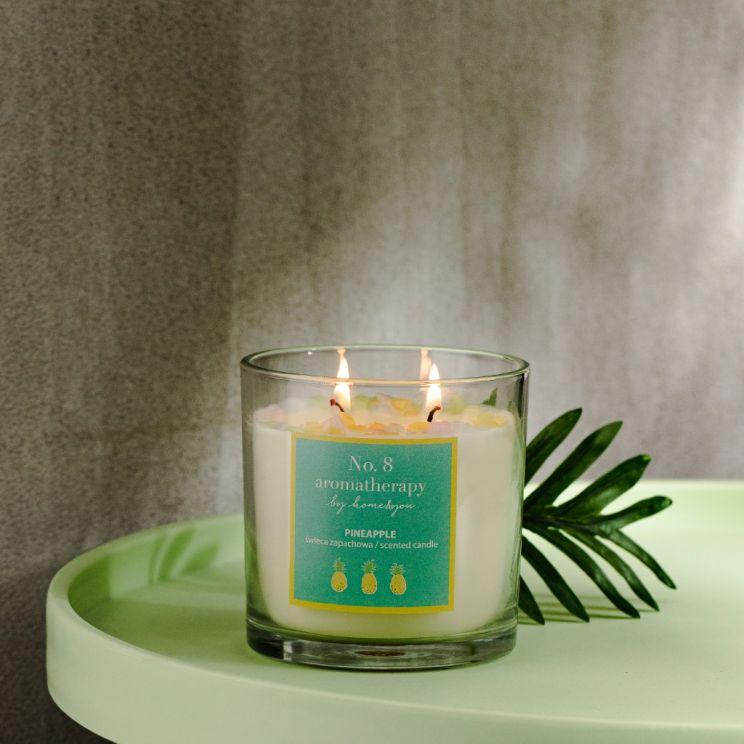 Świeca Zapachowa Pinelli Glass