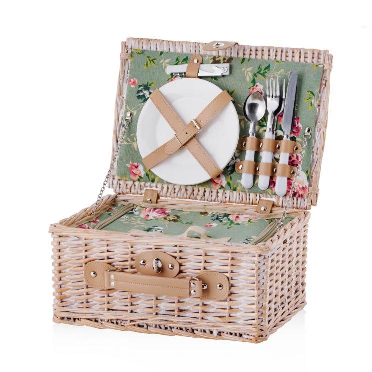 Kosz Piknikowy Z Przyborami Picknick