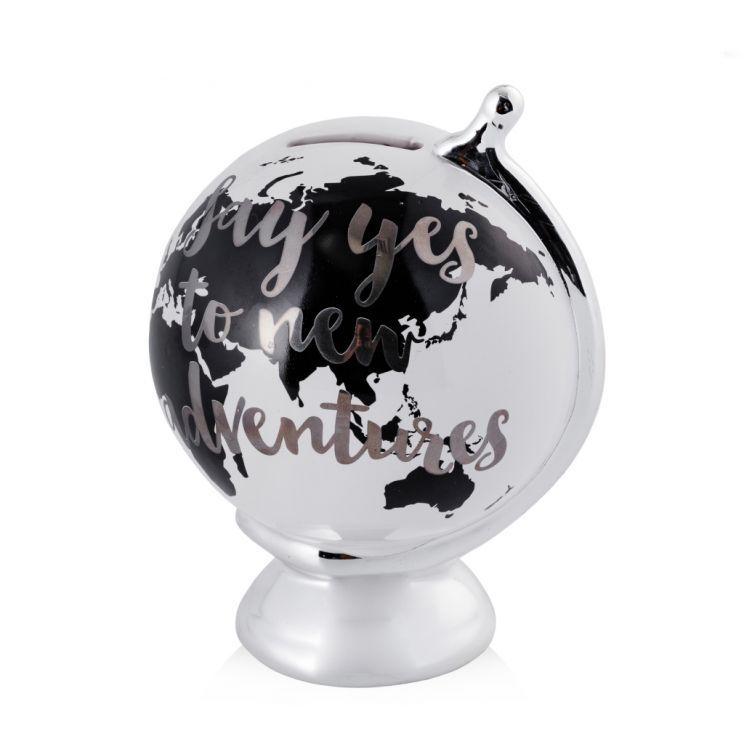 Skarbonka Globe