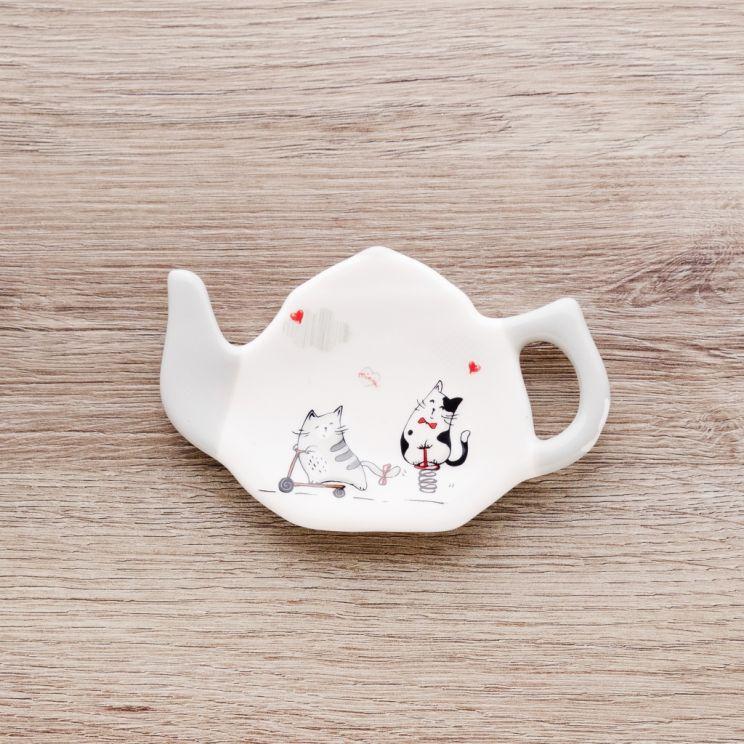Podstawka Pod Torebkę Od Herbaty Playcat
