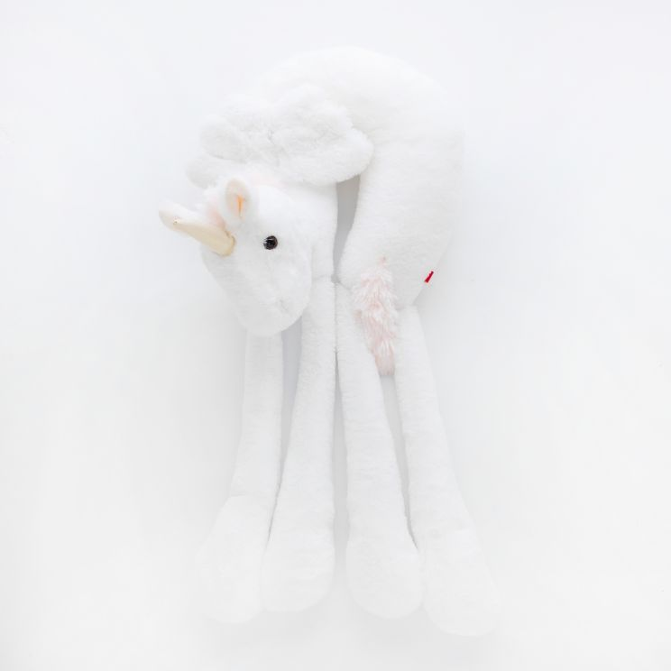 Poduszka Rogal Tulle Unicorn