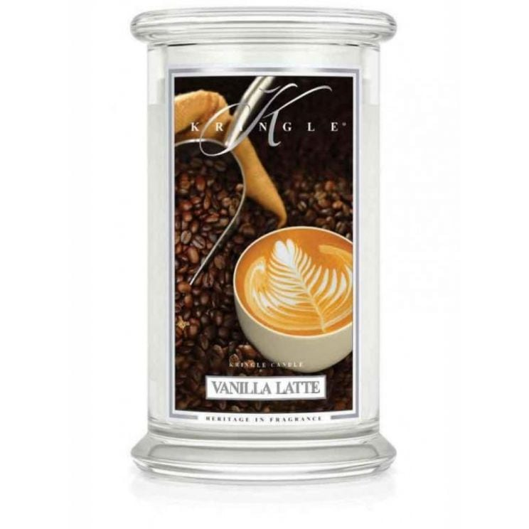 Świeca Zapachowa Vanilla Late