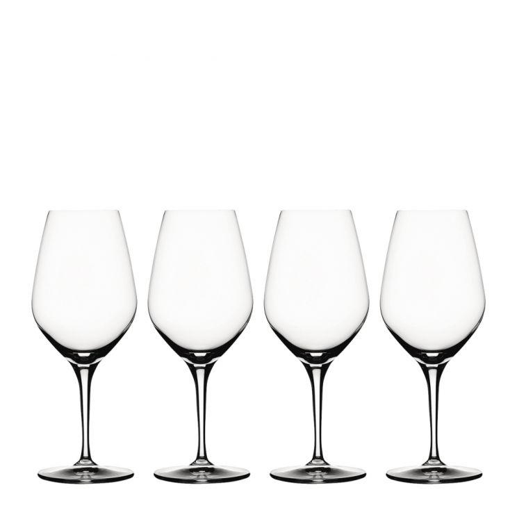 Komplet 4 Kieliszków Mixdrink Glasses Rose