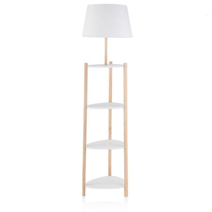 Lampa Podłogowa Shelfy