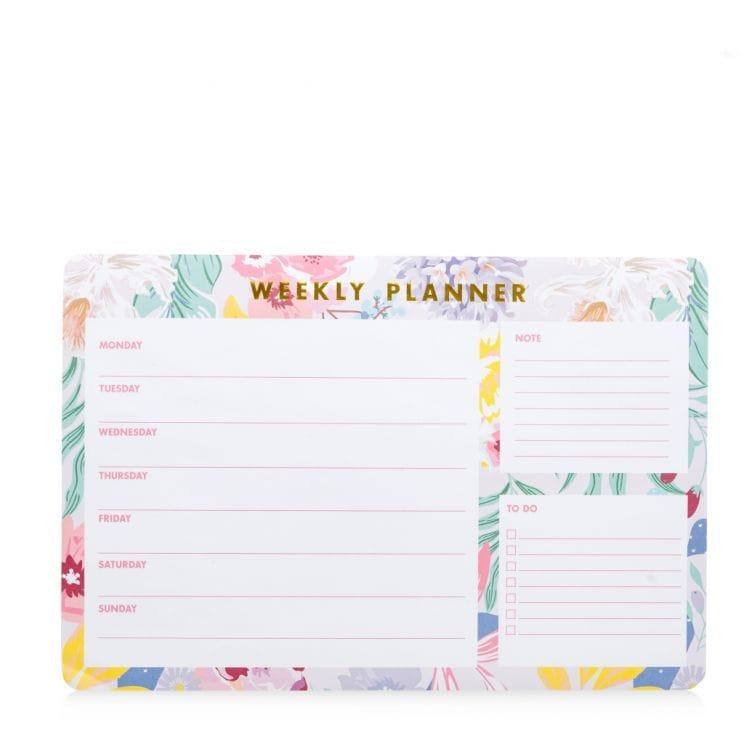 Notatnik Flower Planner