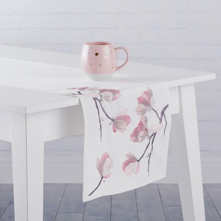 Bieżnik Magnolia Pearls 2