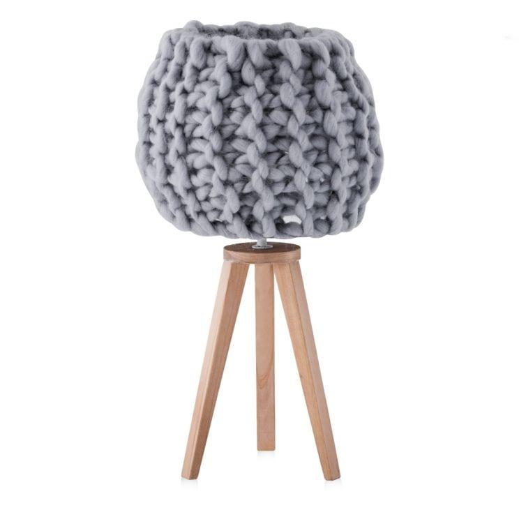 Lampa Stołowa Knitty