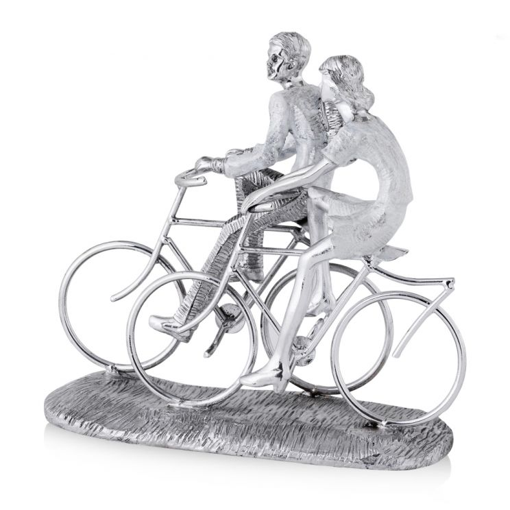 Figurka Bikecouple
