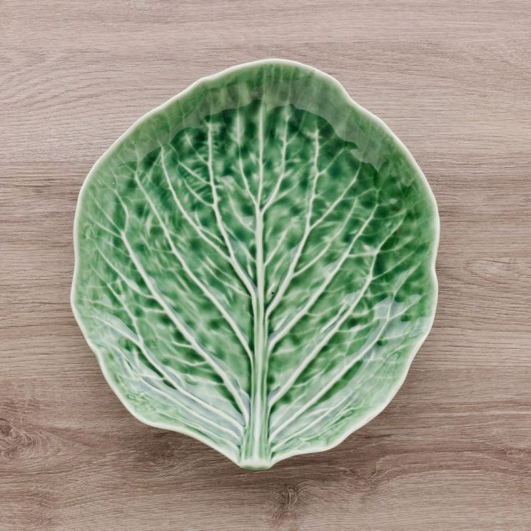 Patera Cabbage Leaf