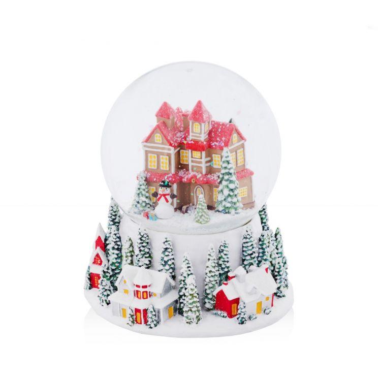 Kula Śnieżna Christmasthouse