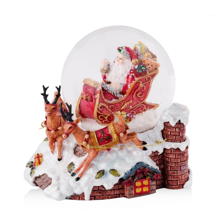 Kula Śnieżna Reindeersglobe