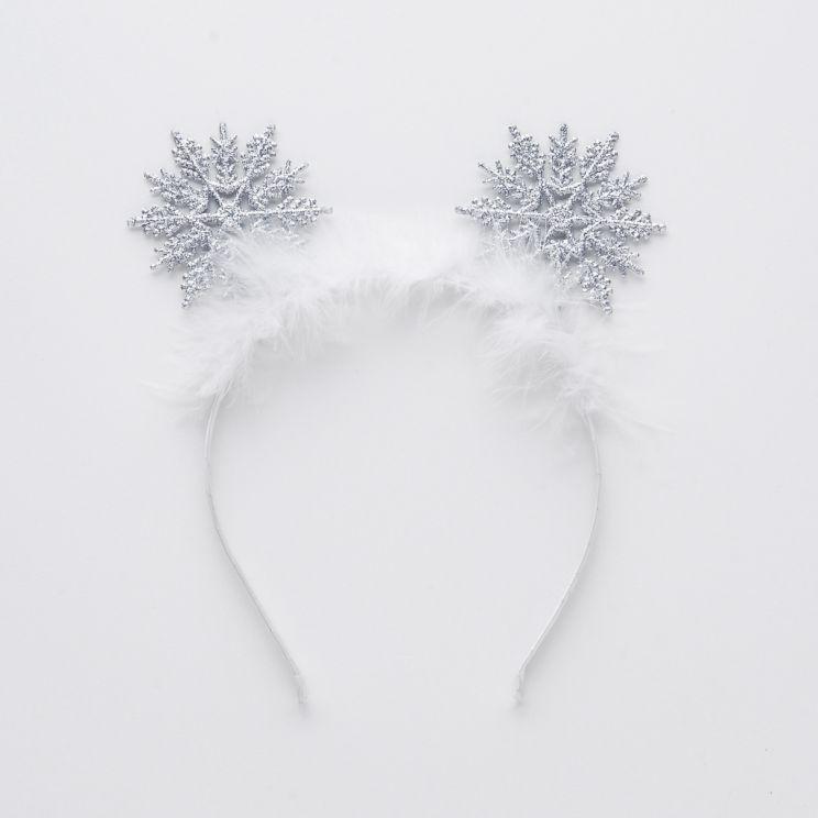 Opaska Snowflakes