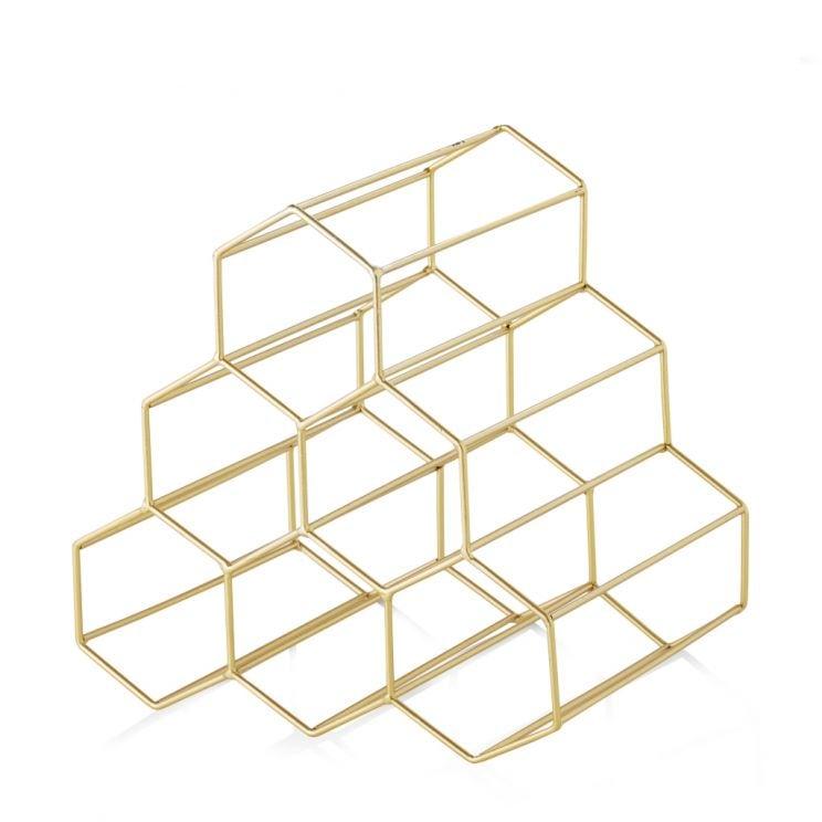 Stojak Na Wino Honeycomb