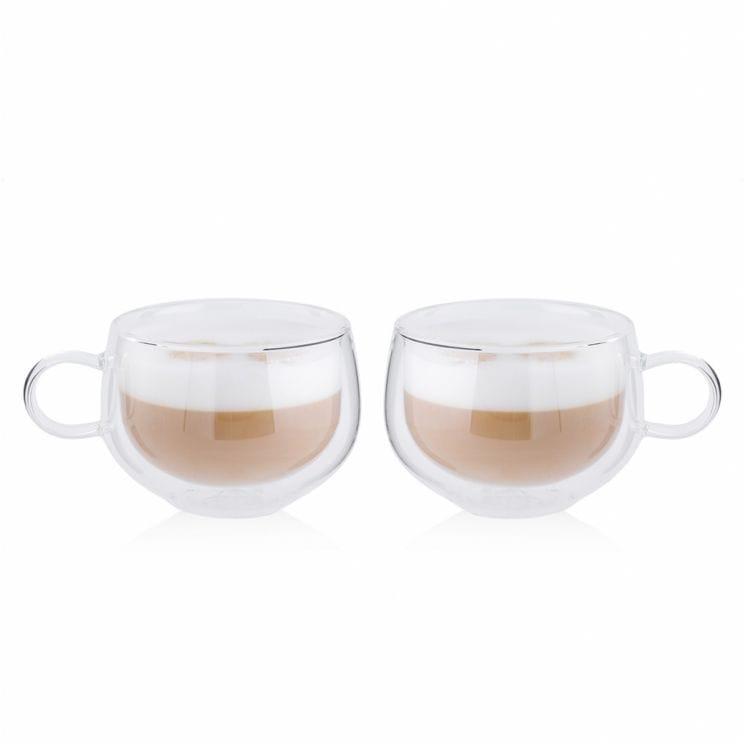 Komplet Szklanek Doppio Cappuccino