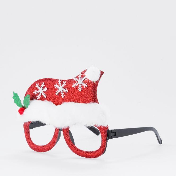 Okulary Imprezowe Santa