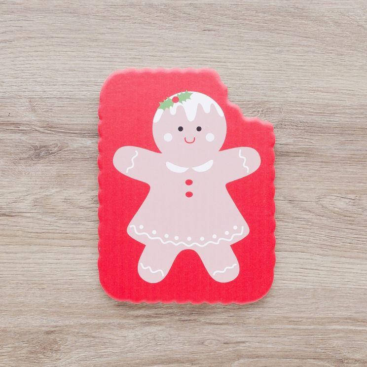 Podkładka Pod Kubek Mrs Gingerbread