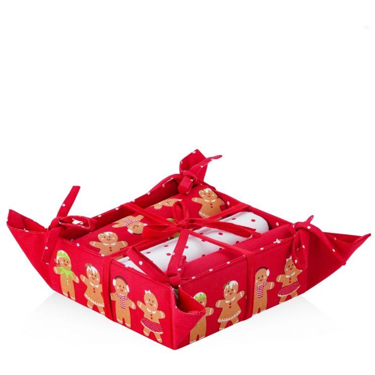 Koszyk Ze Ścierkami Gingerlove