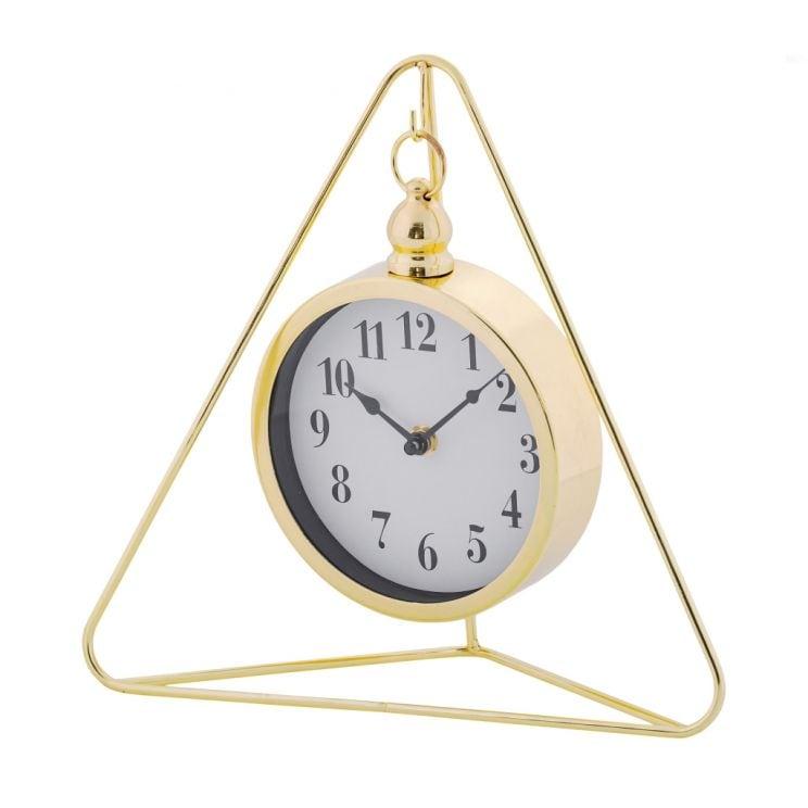 Zegar Stołowy Triangle
