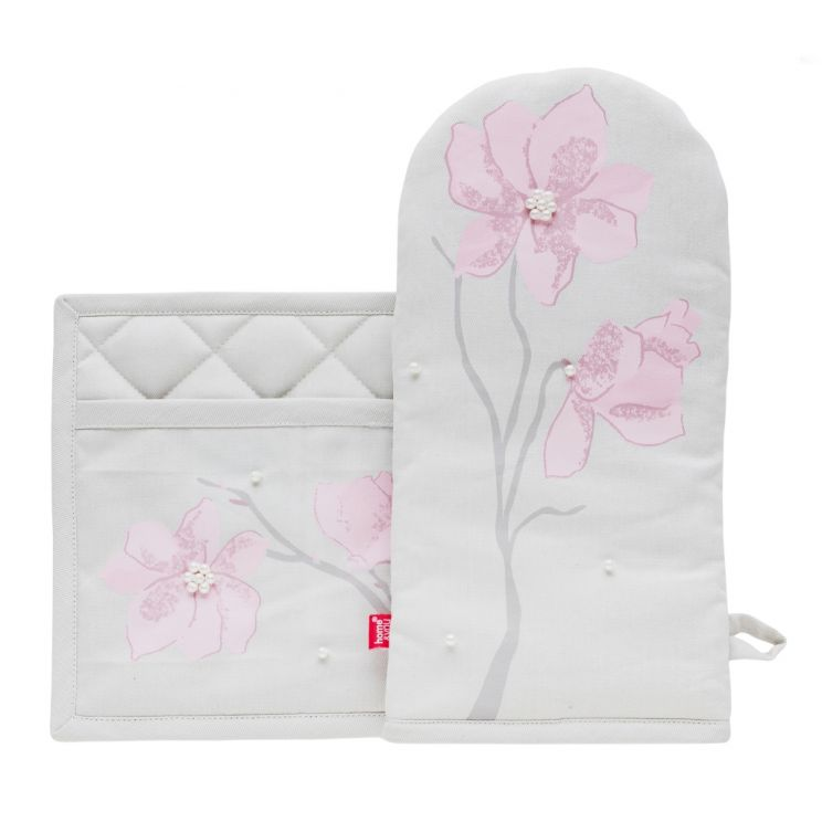 Łapka I Rękawica Magnolia Pearls