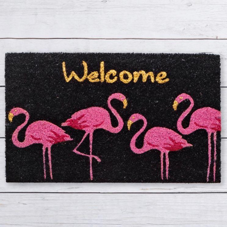 Wycieraczka Flamingos 40x60 cm