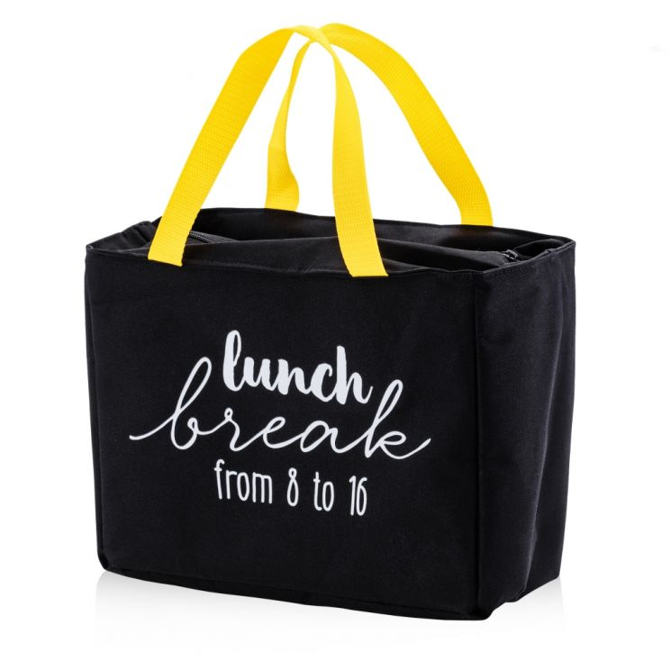 Torba Na Lunch Slogan