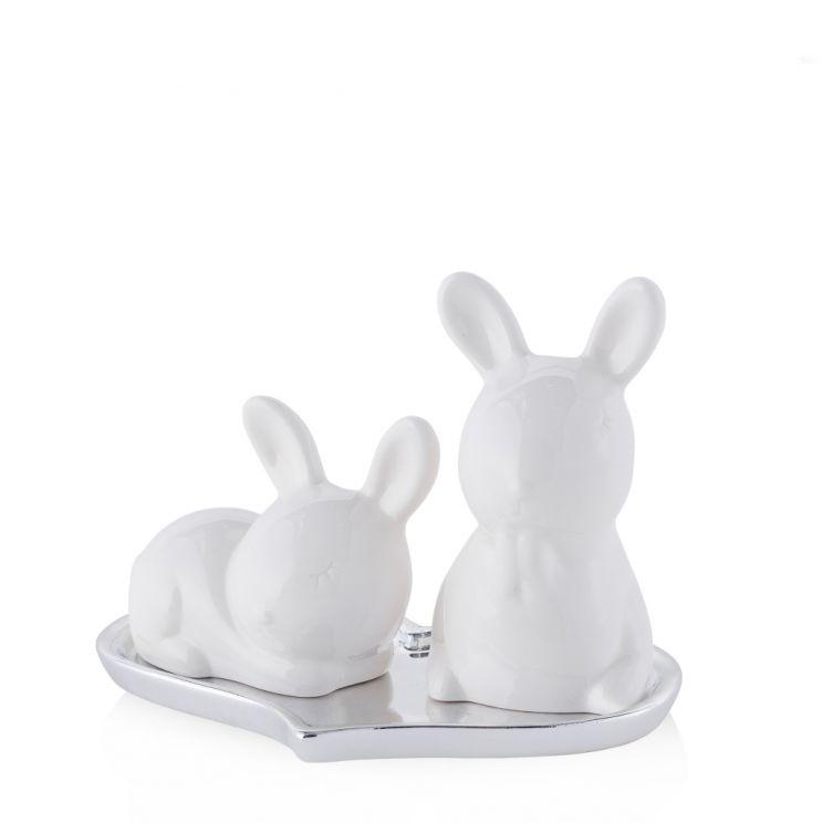 Solniczka I Pieprzniczka Rabbit Heart