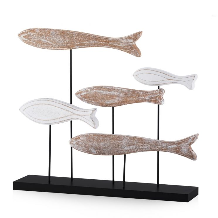 Figurka Woodenfish