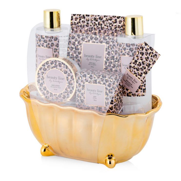 Komplet Kosmetyków Leopard
