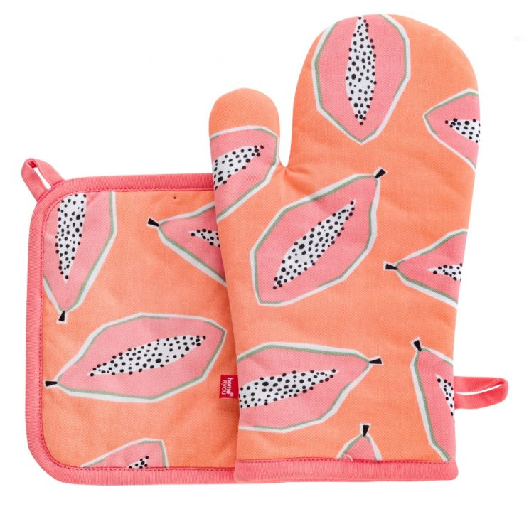 Łapka I Rękawica Papayas