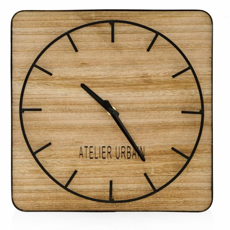 Zegar Ścienny Woddi