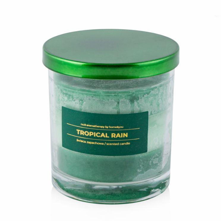 Świeca Zapachowa Tricolour Glass