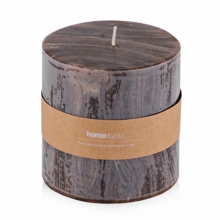 Świeca Wooden