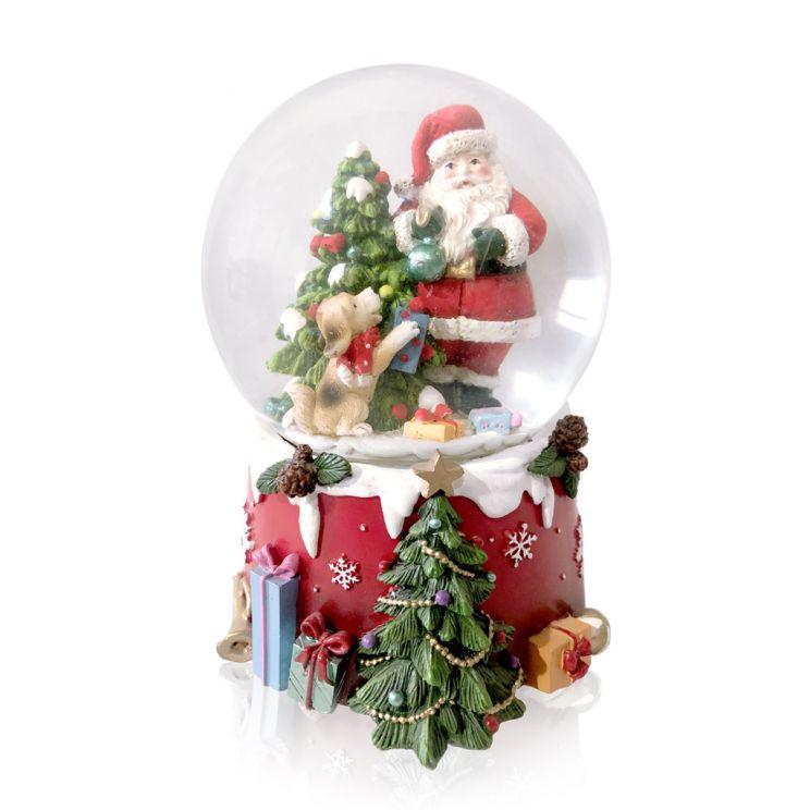 Kula Śnieżna Jinglesanta