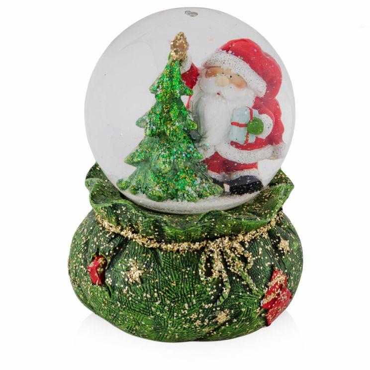 Kula Śnieżna Happychristmas