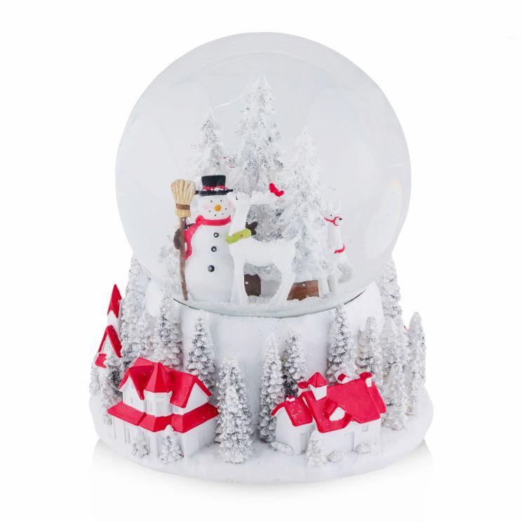Kula Śnieżna Xmastravel