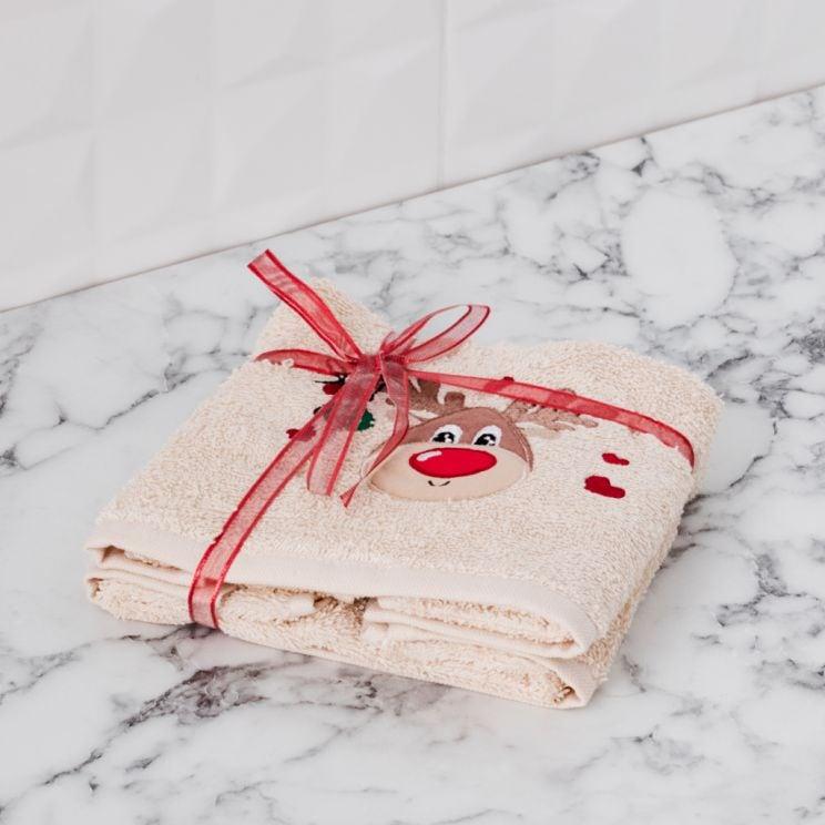 Komplet Ręczników Reindeerlove