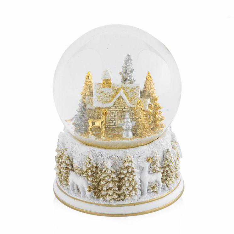 Kula Śnieżna Snowmantown